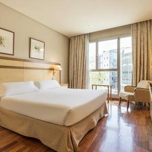 Chambre Accessible Hotel ILUNION Alcalá Norte Madrid